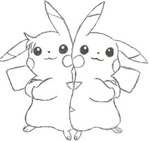 no color pikachu and sparky no color by pokemon1234567890 on deviantart