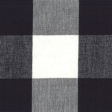 black and white check upholstery fabric dl41 lyme black white check drapery fabric by roth and