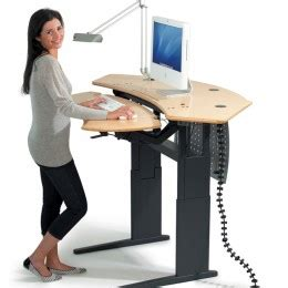 the center for accountability in science standing desks
