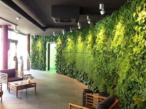 giardini verticali per interni giardini verticali by sundar italia