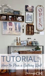 tutorial how to plan a gallery wall finding home farms
