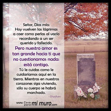 palabras para un padre fallecido un ao oraci 243 n por el ser querido fallecido eternamente