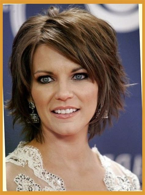 great haircuts for fine hair with wide jaw line haircut