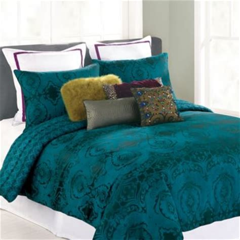 anthology bungalow bedding buy anthology bungalow reversible twin twin xl comforter set in teal from bed bath