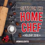 christmas gifts for home chefs daily 187 your healthy obsession