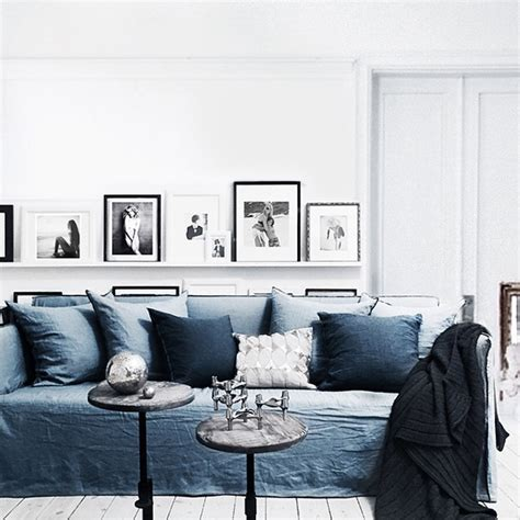 decorating with gray and blue decordots decorating with shades of grey and blue