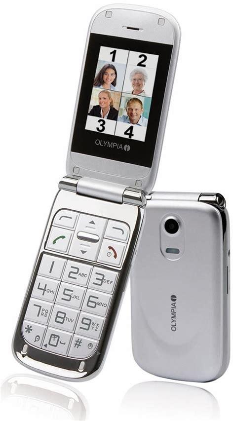 Gute Günstige Smartphones Ohne Vertrag 32 by Olympia Becco Silber Ohne Simlock Handy Ebay