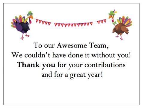 thank you letter to employees on thanksgiving thank you quotes for employees quotesgram