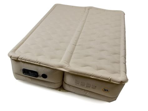 serta 18 quot dual zone air mattress