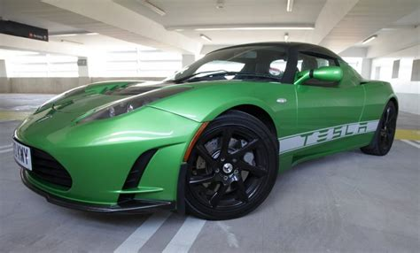 Tesla Roadster 2011 Racer Or Commuter Just What Is The 2011 Tesla Roadster