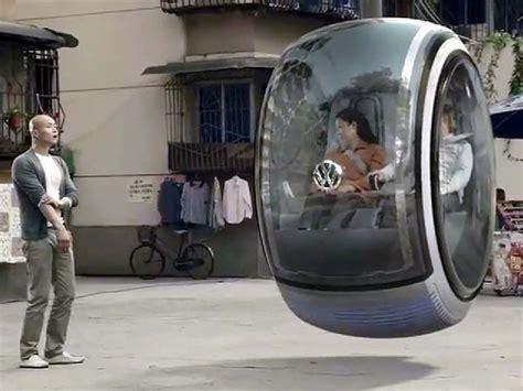 hover volkswagen vw unveils hover car thedetroitbureau