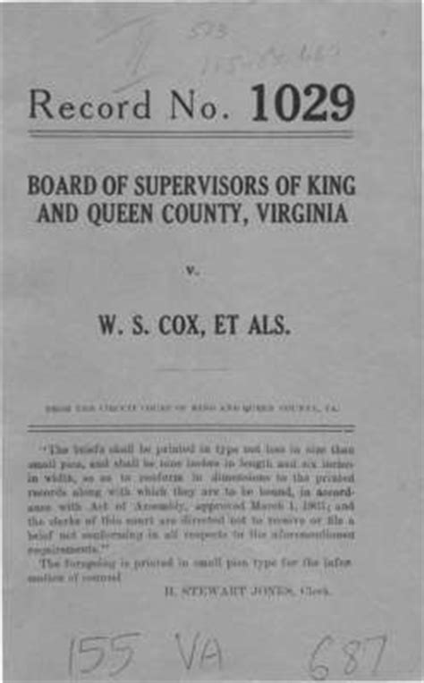 King County Wa Court Records Virginia Supreme Court Records Volume 155 Virginia Supreme Court Records