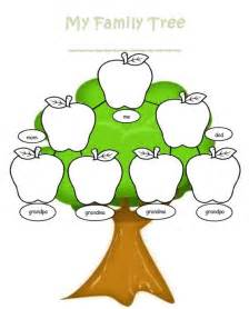 Esl Family Tree Template by Family Tree Template For Children Esl Teaching Ideas