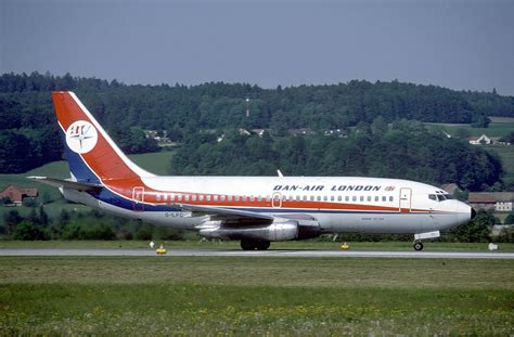 Air Dan Air 2 file dan air boeing 737 200 at zurich airport in may 1985 jpg