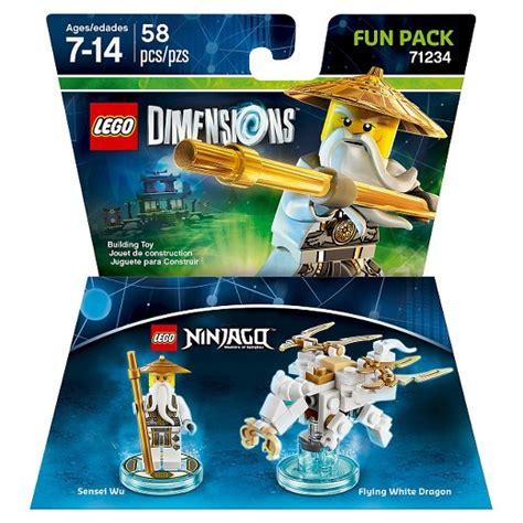 Target Kitchen Island White Lego 174 Dimensions Ninjago Fun Pack Target