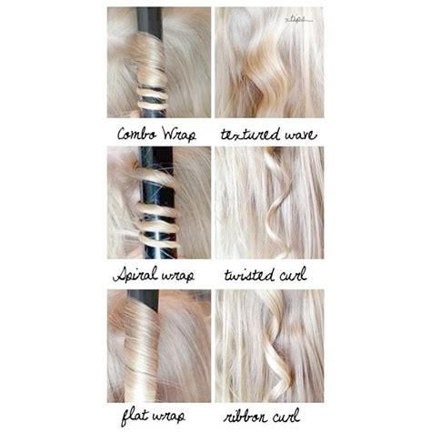 different ways to curl your hair with a wand 3 different ways to curl your hair trusper