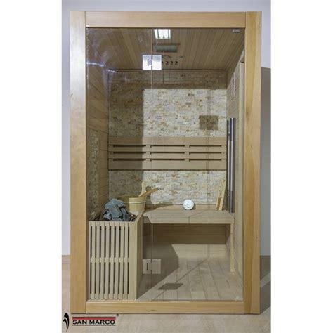 cabina sauna cabina sauna finlandese in legno per due persone san marco
