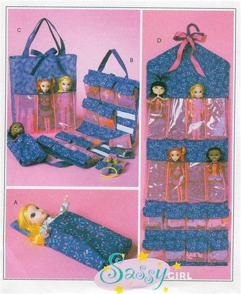 doll tote bag pattern barbie doll sewing pattern sleeping bag tote dolls