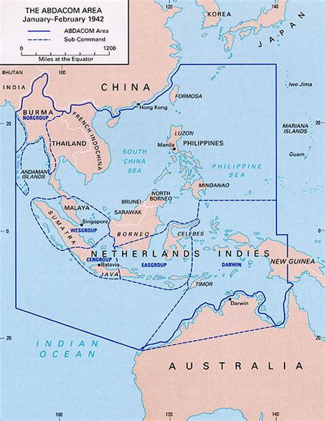 netherlands indies map east indies
