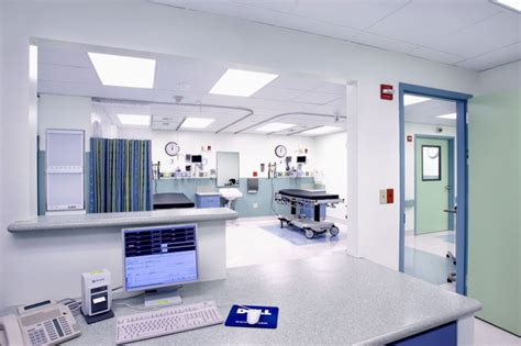 emergency room emergency department mjpaia architecture design planning
