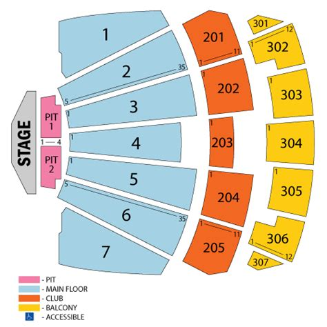 comerica theater seating chart kesha september 20 tickets comerica theatre
