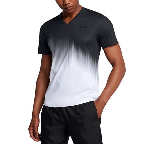 Tshirt Roger Federer nike court roger federer s tennis t shirt black