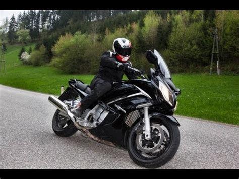Einsteiger Motorrad Sporttourer by Kawasaki 1400 Gtr Highspeedtest Test Ride