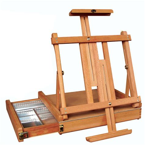Desktop Easel Plans Woodguides Desk Easel