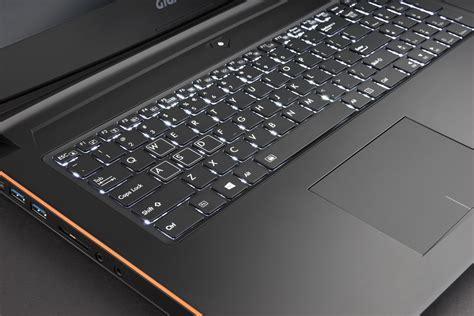 Keyboard Laptop Gigabyte gigabyte announces new 17 3 gaming laptops with intel skylake processors