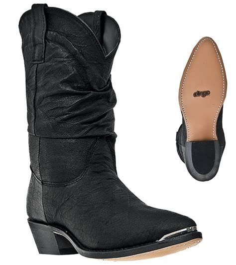 dingo boots charlee s pigskin leather slouch western