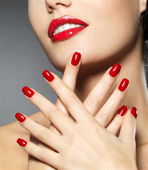 modele nail few simple steps for your own shellac nails at home