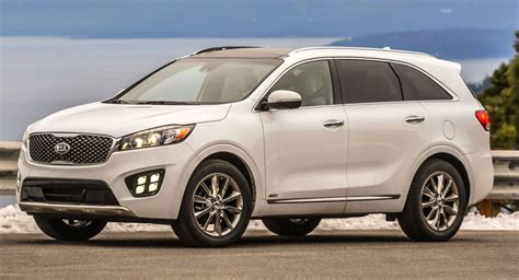 New Kia Sorrento 2017 Kia Sorento Enters Second Model Year With New Tech