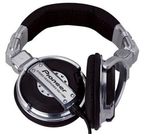 Headphone Hdj 1000 pioneer hdj1000 headphone djkit