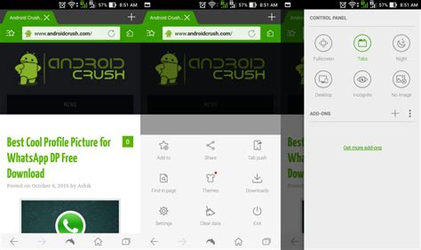 best browser android 18 best android web browsers 2018 android crush
