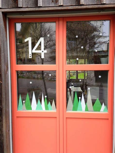 Fensterdeko Weihnachten Klassenzimmer die besten 17 ideen zu fensterbilder winter auf