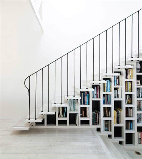 Aménagement Cage D Escalier 694 by Tapis En Cuir Blanc