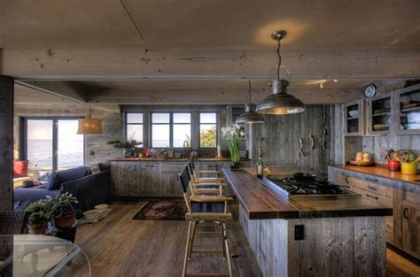 Overstock Kitchen Islands top 10 beautiful rustic kitchen interiors for a warm