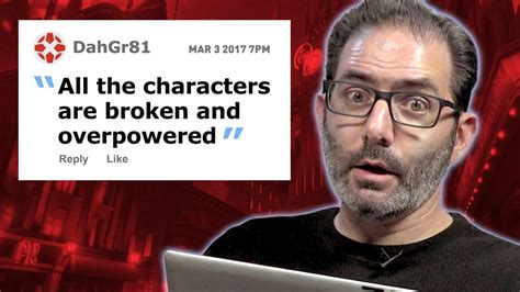 Jeff Kaplan Memes - jeff kaplan responds to ign comments about overwatch codejunkies