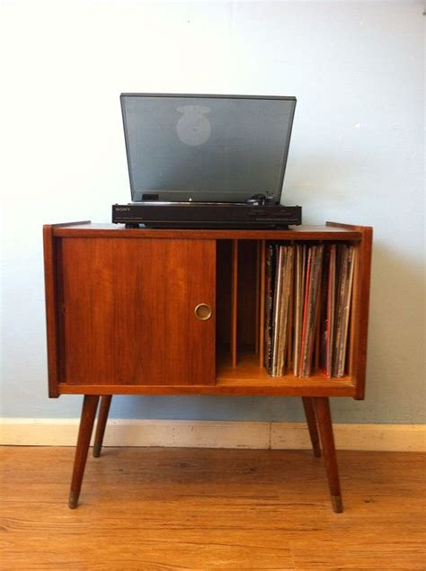 Lp Record Cabinet Furniture by Record Storage Cabinet Vinyls Cinderella And