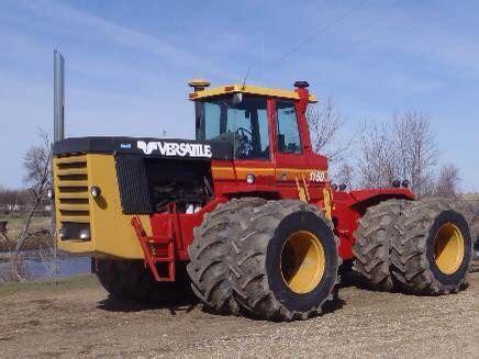 252 best versatile tractors & equipment images on
