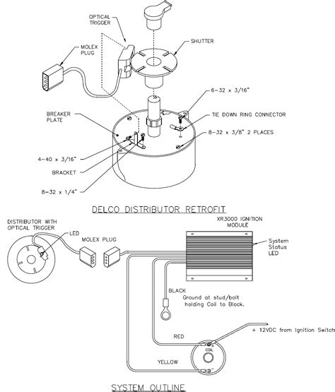 ignition system diagram electronic ignition diagram 27 wiring diagram images