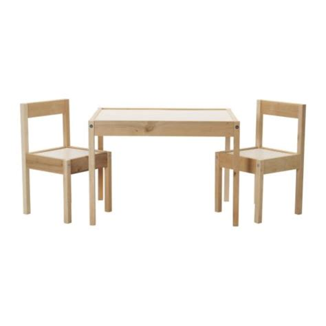 Ikea Childrens Furniture | l 196 tt children s table and 2 chairs ikea