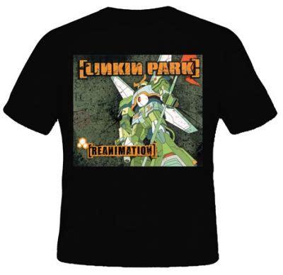Kaos Linkin Park Lp8 kaos linkin park reanimation kaos premium