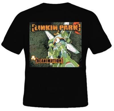 Kaos Linkin Park Rip kaos linkin park reanimation kaos premium
