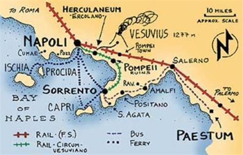map of amalfi coast naples sorrento and the amalfi coast by rick steves