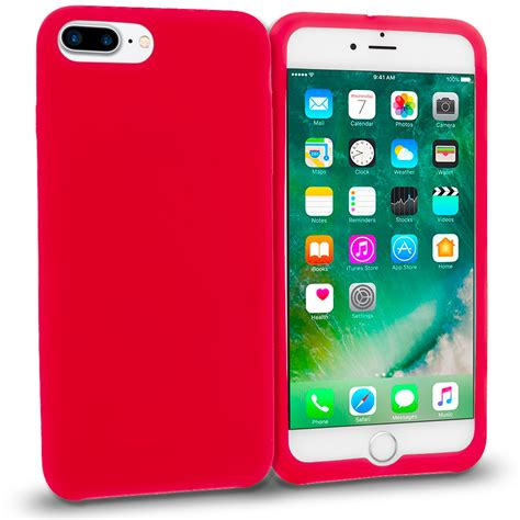 Housing Casing Fullset Apple Iphone 7 Plus Best Quality for apple iphone 7 7 plus silicone rubber soft jelly skin cover ebay