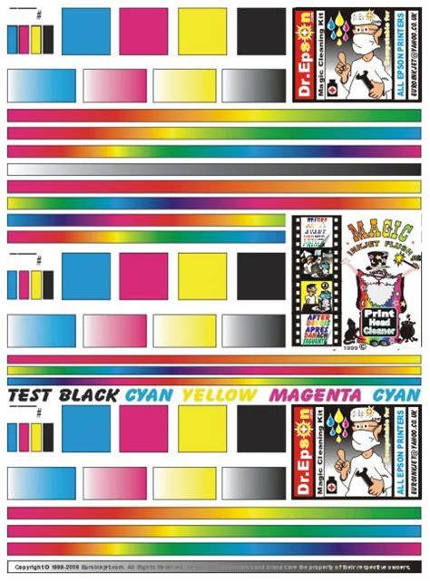 color laser color laserjet test page coloring page