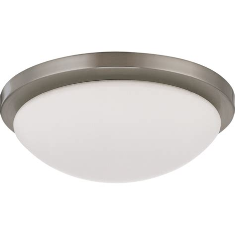 Flush Mount Ceiling Light Glass Replacement by Nuvo Lighting 62941 1 Light Twist Lock Base 11