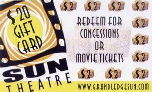 Grand Theater Gift Card - gift certificates grand ledge sun theatre