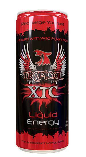 energy drink xtc tropical xtc energy drink from fiji islands